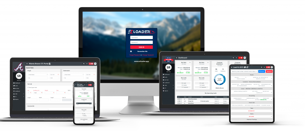 Cloud-based TMS Software Solution from EZ Loader TMS
